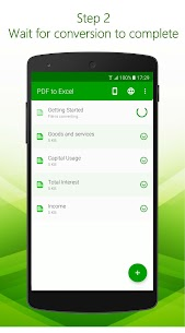 PDF to Excel – PDF File Converter with OCR MOD APK 3