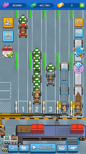 Transport It! - Idle Tycoon 1.40.1 screenshots 7