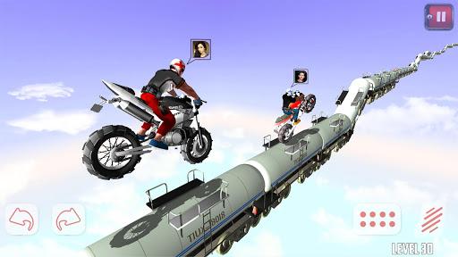 Dirt Bike Roof Top Racing Motocross ATV race games  Pc-softi 11