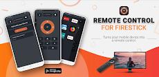 Fire Stick Remote: Amazon Fire TV Remote Controlのおすすめ画像1