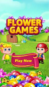 Bubble Shooter MOD APK- Flower Games (Unlimited Lives) Download 8