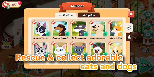 Hellopet House Mod Apk (Unlimited Money) 3