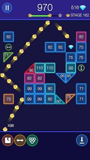 Bricks Breaker - Glow Balls 1.20.208 Screenshots 7