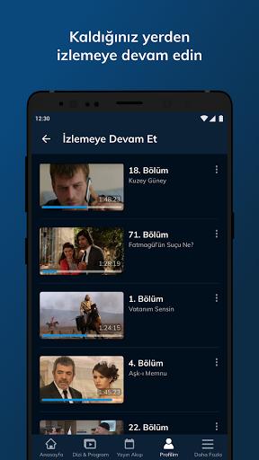 Kanal D apktram screenshots 6