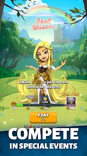 Fable Wars: Puzzle Quest RPG MOD (Unlimited Skill) 5