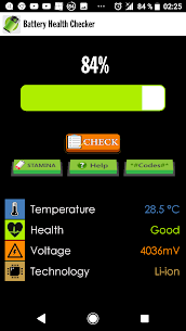 Battery Health Checker 3