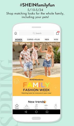 SHEIN-Fashion Shopping Online  Screenshots 2