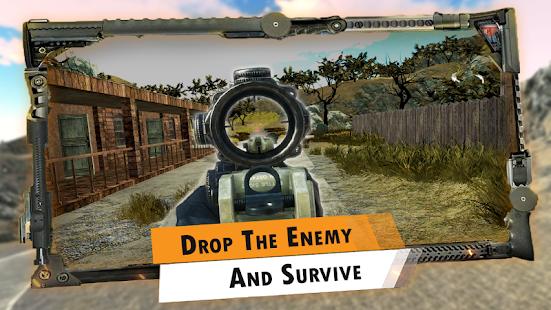 Fire Free Battleground Survival Hopeless Squad  screenshots 2