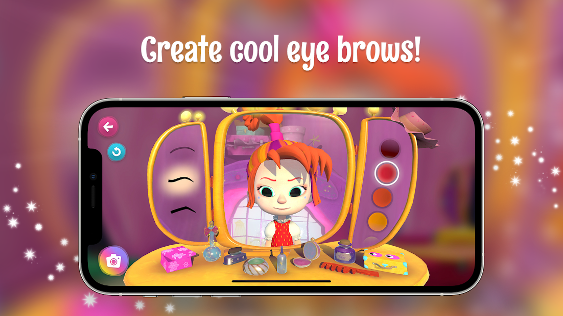 FairyTeens. Beauty Salon screenshot 2