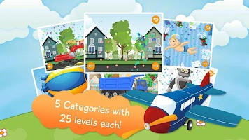 Kids Vehicle Connect Dots Free