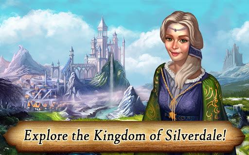 Runefall - Medieval Match 3 Adventure Quest screenshots 1