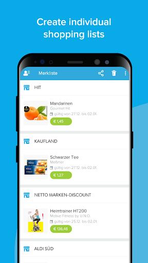 marktguru - leaflets, offers & cashback 4.2.0 screenshots 21
