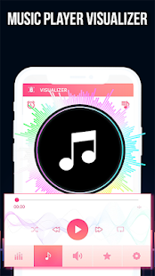 Volume Booster and Equalizer MP3 Music Player
