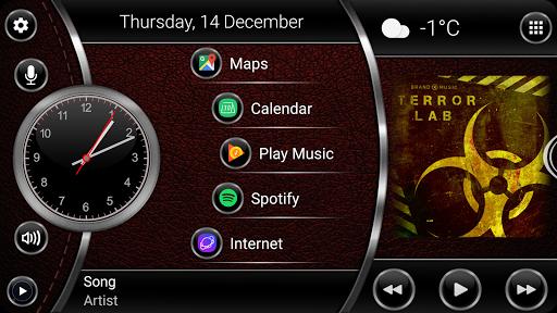 Theme Leather 3.3 Screenshots 4