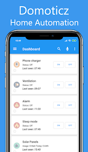 Domoticz – Home Automation – Mod APK Download 1