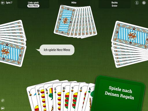 Schafkopf 2.4.0 screenshots 7