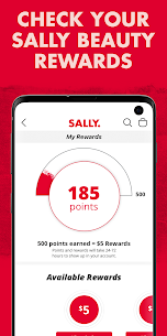 SALLY BEAUTY – Shop Hair Color, Hair Care & Beauty 3.4.0 MOD for Android (Unlocked) 2