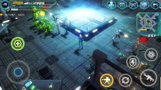Alien Zone Raid 2.4.3 screenshots 2