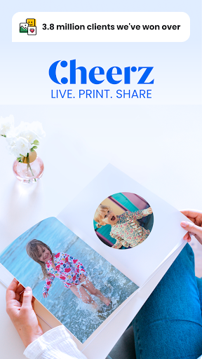 CHEERZ- Photo Printing android2mod screenshots 1