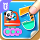 Baby Panda's creative collage design Apk