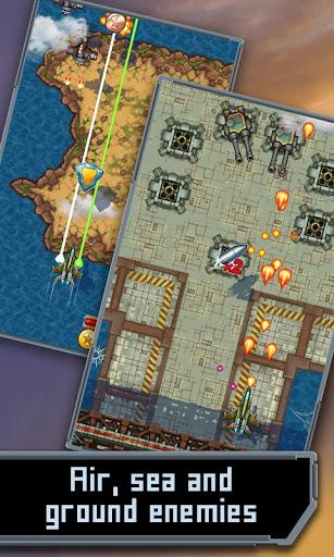 Mig 2D: Retro Shooter! apkmr screenshots 2