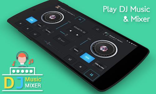 DJ Mixer - 3D DJ Music Mixer & Virtual DJ Mixer 1.5