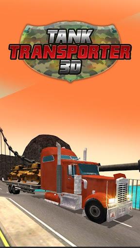 Tank Transporter 3D  screenshots 8
