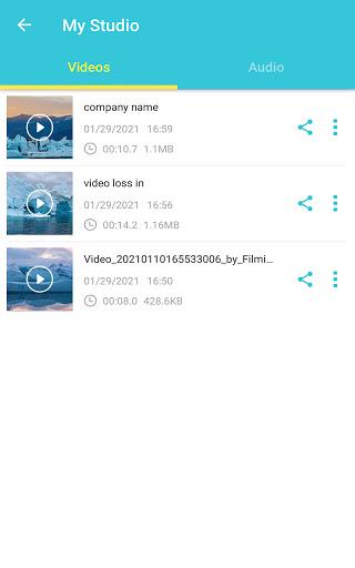 Video to MP3 Converter & Compressor - VidCompact apktram screenshots 8