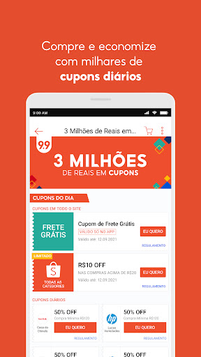 Shopee: Compre Online no 9.9 android2mod screenshots 8