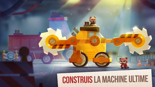 Code Triche CATS: Crash Arena Turbo Stars | Robots de combat (Astuce) APK MOD screenshots 2