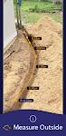 screenshot of AR Ruler App – Tape Measure & Camera To Plan