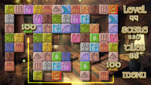 Pyramid Mystery Solitaire 1.2.2 screenshots 2