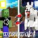 Werewolf Mod For Minecraft PE