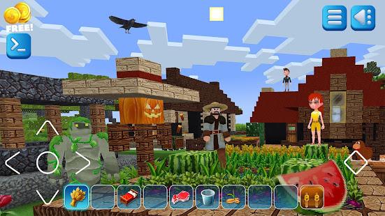 RealmCraft with Skins Export to Minecraft screenshots apk mod 2