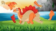 Dino Puzzle - 子供のための恐竜のおすすめ画像2