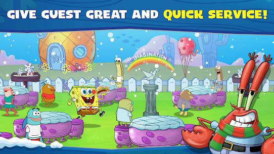 SpongeBob: Krusty Cook-Off Güncel Full Apk İndir 3