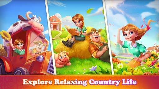 Solitaire Tripeaks: Farm Adventure Apkfinish screenshots 5