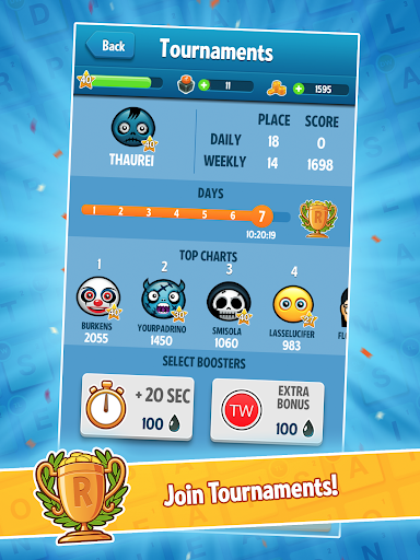 Ruzzle Free 3.5.0 Screenshots 12
