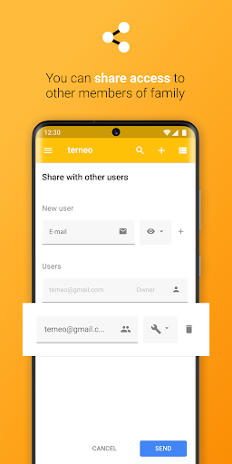 terneo 3.1.3 Screenshots 8