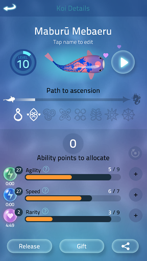 Zen Koi 2  screenshots 7