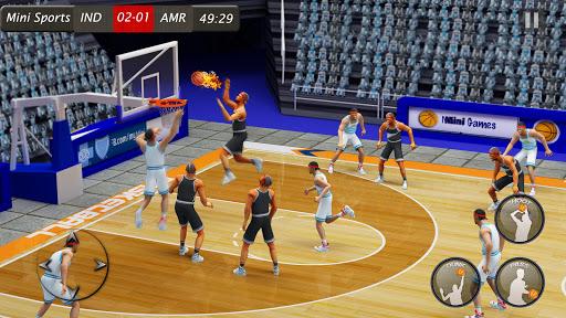 Basketball Hoops Stars: Basketball Games Offline  Screenshots 3