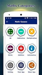 Math Games – Maths Tricks Apk 1