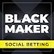 BlackMakerX ставки на спорт, букмекерская контора