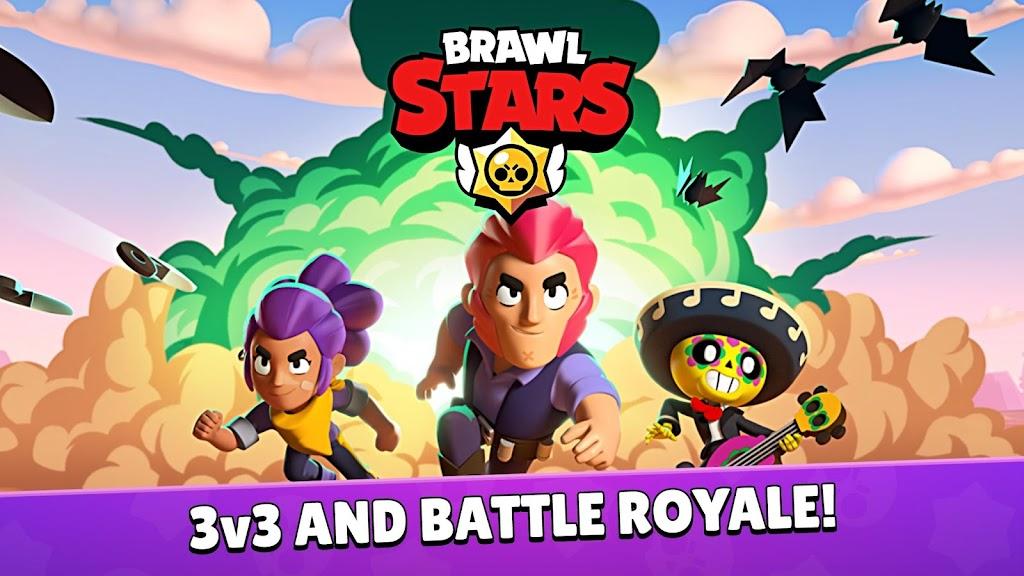 Brawl Stars poster 6