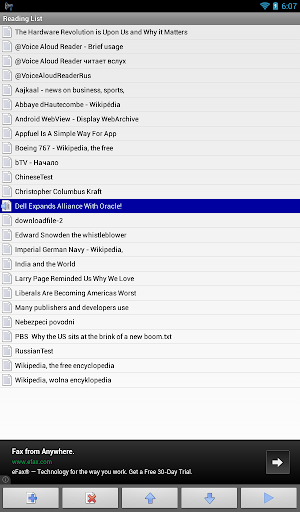 @Voice Aloud Reader (TTS Reader) 21.0.26 screenshots 14