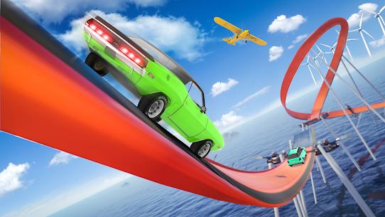Impossible Tracks Car Stunts-Ramp Stunt Racing 3d 3