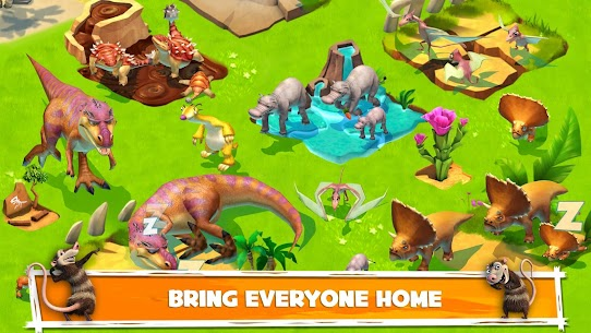 Download Ice Age Adventures Ice Age game for Android + mod + data 4