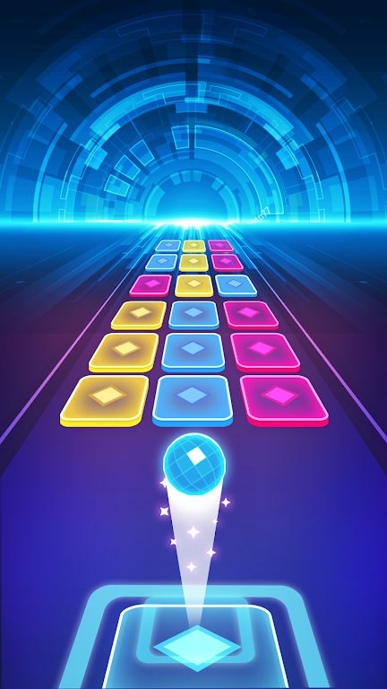 Color Hop 3D - Music Game poster 2