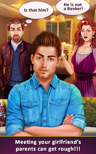 Code Triche Neighbor Romance Game - Dating Simulator for Girls (Astuce) APK MOD screenshots 4