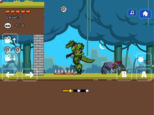 Robot Crocodile Toy Robot War  screenshots 8